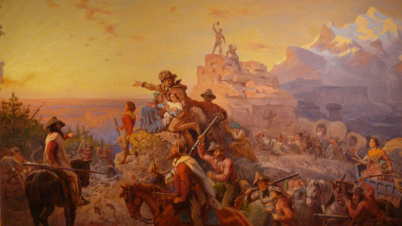 an introduction to the manifest destiny Have the students read the following short article from the us-mexican war site, manifest destiny: an introduction manifest_destiny-1-power_of_perspectivedoc.