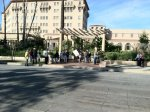 Peaceful Pro Wolf Protestors In Front of Ninth Circuit Court of Appeals_Pasadena