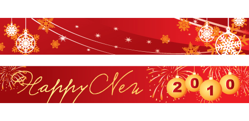 new year banner dryicons free graphics howling for justice