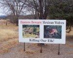 hunter sign