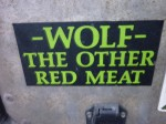 wolf  the other red meat flickrcommons