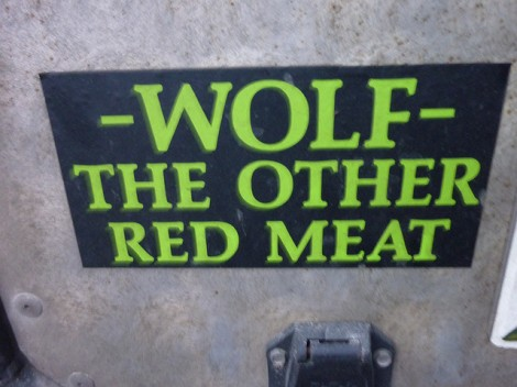What Wolves Are Up Against