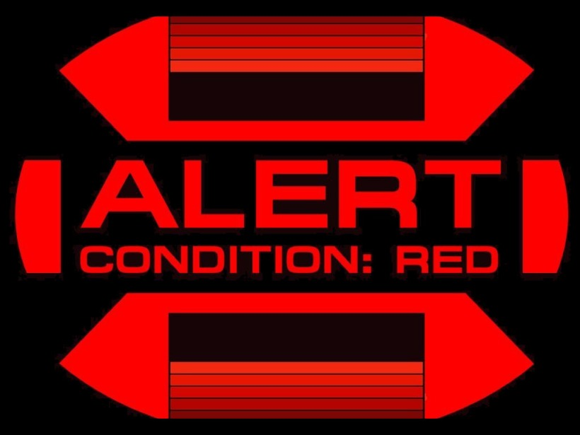 Emergency Alert Condition Red