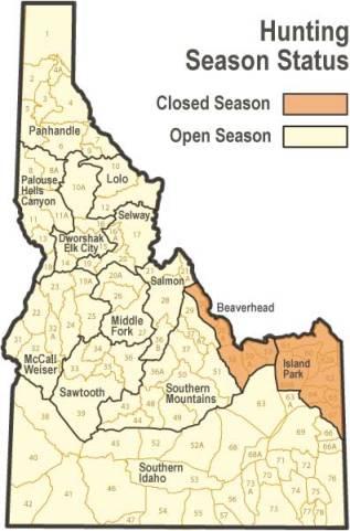 Idaho wolfSeasonStatus