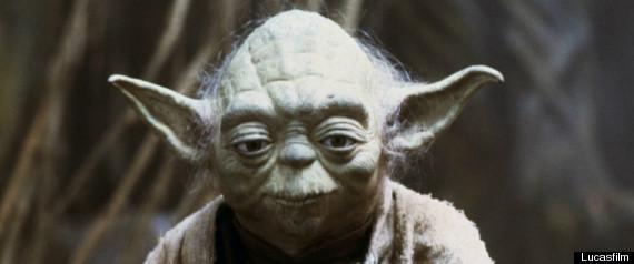 Yoda Lucusfilm Huff Post