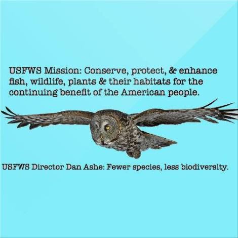 USFWS MIssion Statement