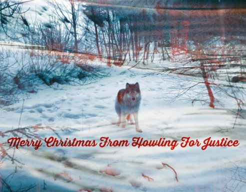 Merry Christmas From Howling For Justice
