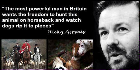 Ricky Gervais Twitter quote