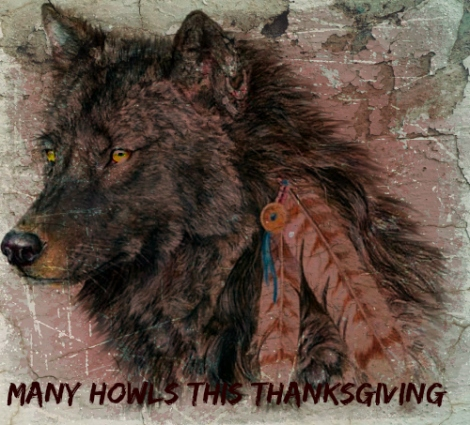 Many Howls This Thanksgiving